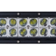 Rampe - barre de 40 LEDS CREE feu additionnel 120W incurvé - 550mm Next-Tech®