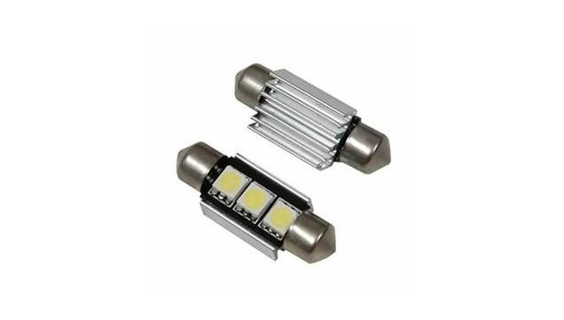 veilleuses ampoules navette c5w led 1w canbus. Black Bedroom Furniture Sets. Home Design Ideas