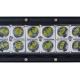 Rampe - barre de 100 LEDS CREE feu additionnel 300W incurvé - 1350mm Next-Tech®