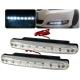 Feux de jour LED universel homologués pour voiture camion quad