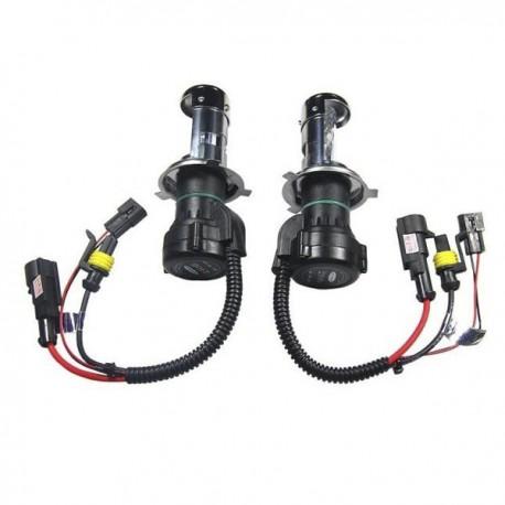 Ampoules bi xénon H4 35W de rechange Next-Tech® - Vendues par paire