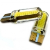 Ampoules veilleuses à LEDS W5W T10 3W NEW CANBUS - Blanc froid