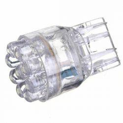 Veilleuses T20 LEDS ampoules LEDS W21W - blanc
