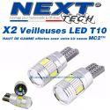 Kit HID xenon haut de gamme H7 75W CANBUS MC2™ garantie à vie Next-Tech®