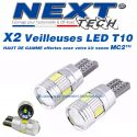 Kit HID xenon haut de gamme H11 75W CANBUS MC2™ garantie à vie Next-Tech®