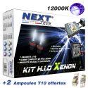 Kit xenon H9 55W anti-erreur XPO™ slim ballast - Next-Tech®