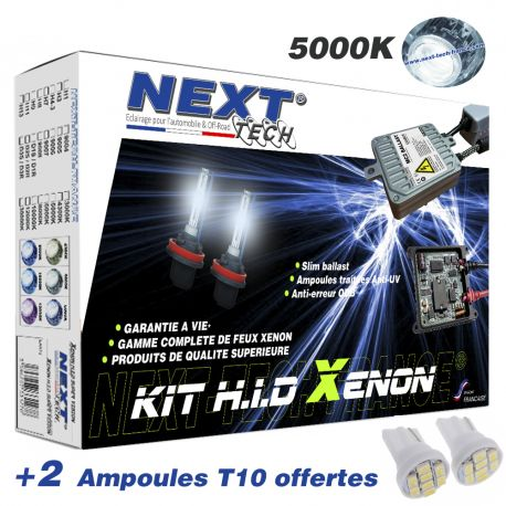 Kit feu xenon H7 55W ONE™ - Next-Tech®