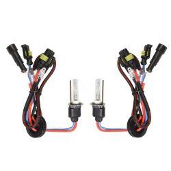 Ampoule xenon haut de gamme metal H3R 35W Next-Tech® de rechange - Vendues par paire