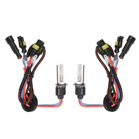 Ampoule xenon H1C 55W courtes Next-Tech® - Vendues par paire