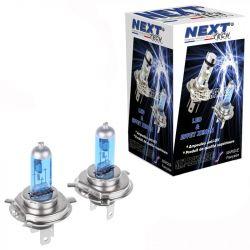 Ampoule effet xenon H4 100W 6000K Next-Tech®