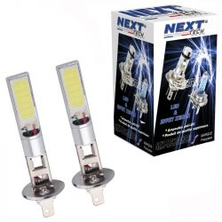 Ampoules H1 30W LED 270° blanc - Next-Tech®
