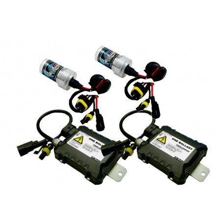 Kit feux xenon Next-Tech® H9 35W ONE™