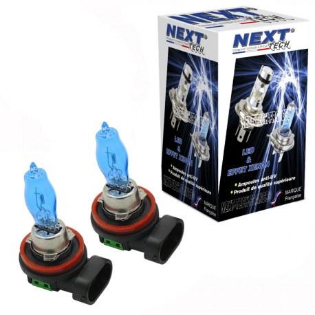 Ampoules HOD H11 55W 6000K - Next-Tech®