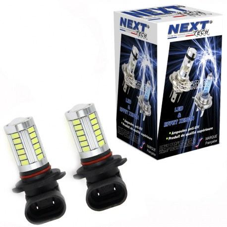 Ampoules HB4 9006 LED 20W blanc - Next-Tech®