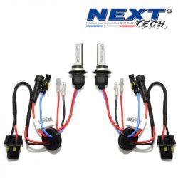 Ampoule xenon courte H7C 35W Next-Tech® haut de gamme metal & ceramique