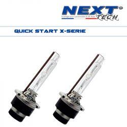 Ampoules D4S-X 55W quick start haut de gamme - Next-Tech®