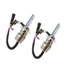 Ampoules bi-xénon BA20D 55W de rechange Next-Tech® vendues par paire