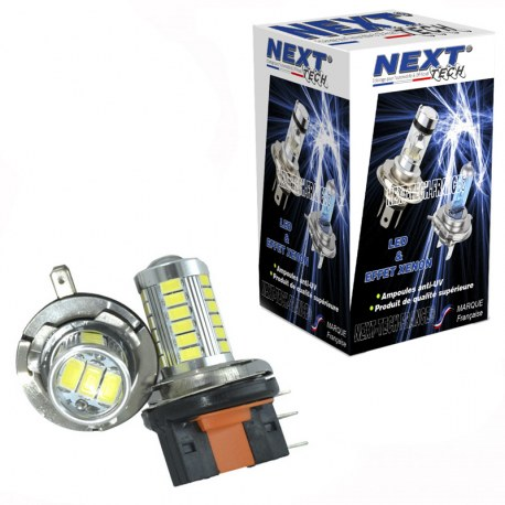 Ampoules LED H15 20W blanc - Next-Tech®