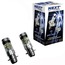 Ampoules LED H6M 35W 360° blanc - Next-Tech®