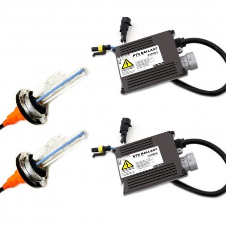 Kit bi-xenon CANBUS haut de gamme garantie à vie Next-Tech® H15-2 35W XTR™