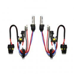 Ampoule xenon haut de gamme metal H3R 55W Next-Tech® de rechange - Vendues par paire