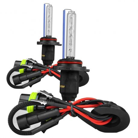 Ampoule xenon H9 35W Next-Tech® de rechange - Vendues par paire