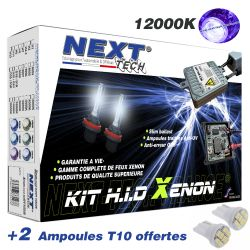 Kit feux xenon Next-Tech® H8 35W ONE™