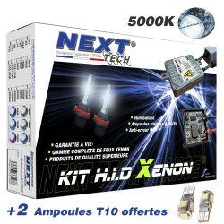 Kit xenon anti-erreur D4S 55W XPO™ slim ballast - Next-Tech®