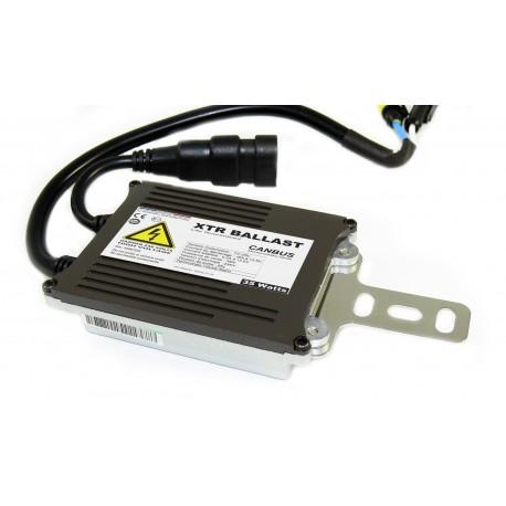 Kit xénon H13 35 Watts XTR CANBUS anti-erreur ultra haut de gamme ampoule métal voitureKit xenon CANBUS haut de gamme garantie à