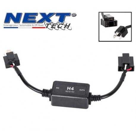 Module anti-erreur ODB Canbus H4 LED