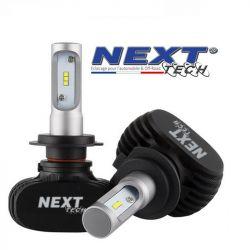 Ampoules LED 24V H7 courtes 55W pour camion - Next-Tech®