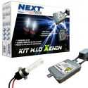 Kit HID xenon moto haut de gamme H1 35W MC2™ - Multipléxé