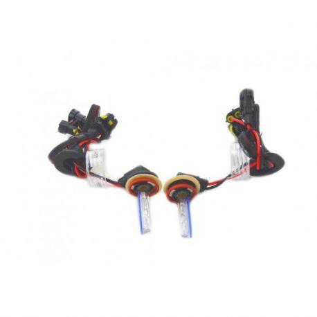 Ampoule xenon haut de gamme H8 55W Next-Tech® de rechange - Vendues par paire