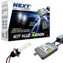 Kit HID bi-xenon moto haut de gamme H4 35W MC2™ - Multipléxé