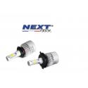 Kit LED suzuki burgman 650 H7 et H4 75W ventilée - Blanc