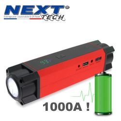 Booster de batterie 12V 1000A voiture ultra puissant E-Power - VL & VU