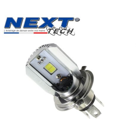 Ampoule LED HS1 20W blanc moto et scooter Next-Tech