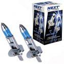 Ampoules H1 55W effet xenon - Magic White 5000K - Next-Tech®