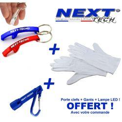 Pack de Bienvenue Next-Tech®- OFFRE LIMITEE !