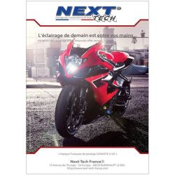 Poster A0 Next-Tech® - Moto - 1180 x 840 mm