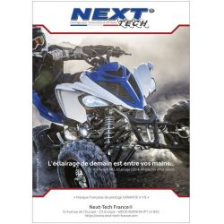 Poster A0 Next-Tech® - Quad - 1180 x 840 mm