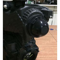 Cache poussière gros trou pour ampoule LED - 80mm