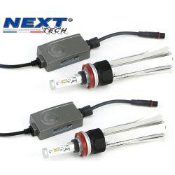 Ampoules LED voiture H11 55W homologuées 6000lm Canbus - Next-Tech®