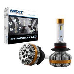 Ampoules LED HB4 9006 55W CANBUS ventilées haut de gamme Next-Tech®