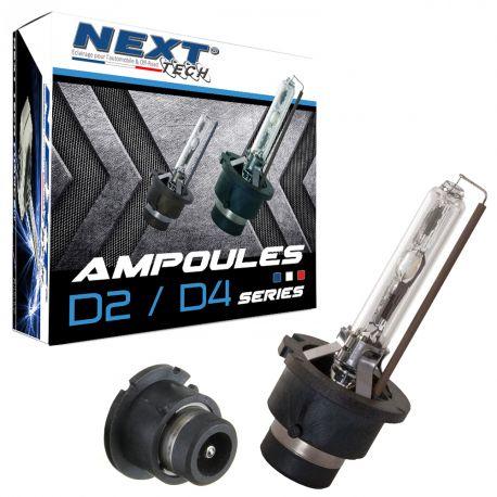 Ampoules D2S 55W xenon Next-Tech® - Vendues par paire