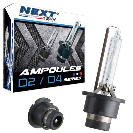 Ampoules D4S 55W xenon Next-Tech® - Vendues par paire
