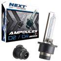 Ampoules D4R 55W xenon Next-Tech® - Vendues par paire