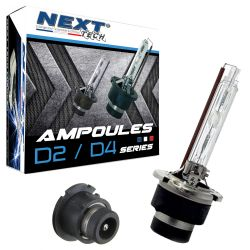 Ampoules D2S-X 35W quick start haut de gamme - Next-Tech®