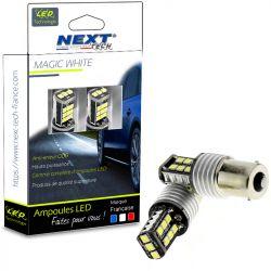 Veilleuses P21/5 LED Canbus - Ampoules LED P21/5 - Blanc