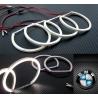Feux de jour à LED ANGEL EYES haute qualité pour BMW